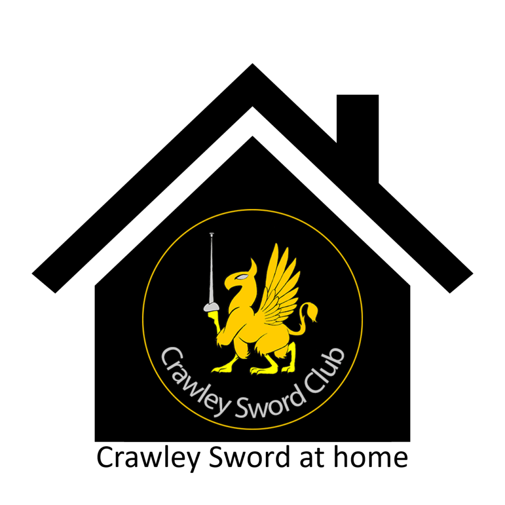 Crawley Sword at Home