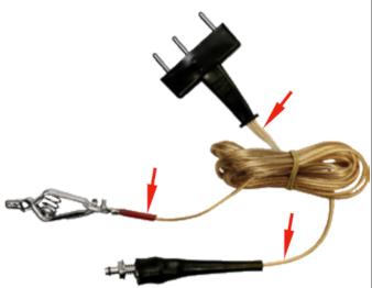 Bayonet Body Wire